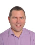 Stuart Bates - Vice Chair of the Governing Body